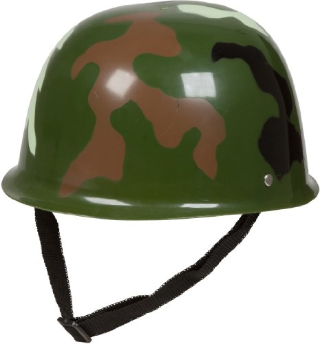 Blue Ridge Novelty Costume Outdoor Helmet, Army Camouflage