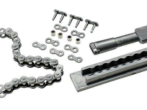Tamiya Detail Up Parts Series No. 74 1/6 Assembled Chain Set for Motorcycles Parts for Plastic Model 12674