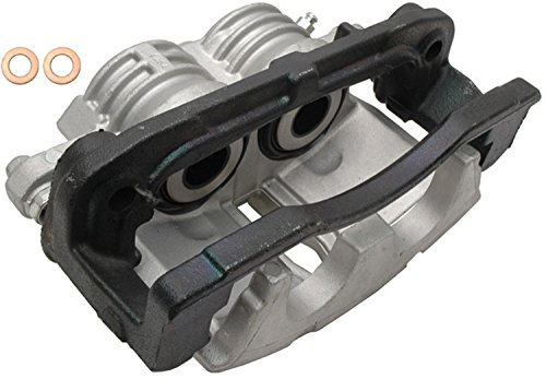 Front Passenger Brake - ACDelco 18FR1893 Professional Front Passenger Side Disc Brake Caliper Assembly without Pads (Friction Ready Non-Coated), Remanufactured
