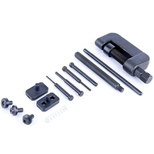 Drive Rivet Tool : Milelake chain breaker riveting tool kit pcs cutting