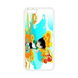 iPhone6s Plus 5.5 inch Phone Case White Detective Conan WQ5RT7467366