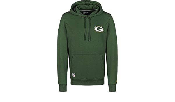 A NEW ERA NFL Team Logo Oversized tee Grepac Camiseta L/ínea Green Bay Packers Hombre