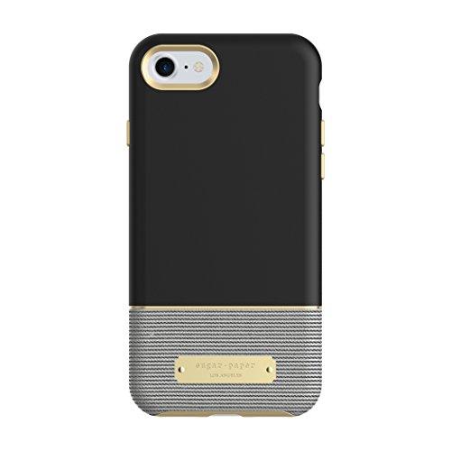 Sugar Paper iPhone 7 Case, Color-Block Case [Shock Absorbing] Designer Cover fits Apple iPhone 7 - (Designer Block)
