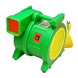 B-Air Kodiak 1.5 HP Bounce House Blower, Green