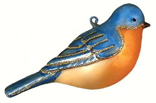 (Cobane Studio LLC COBANEC233 Bluebird Ornament)