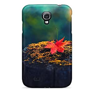 Durable Defender Case For Galaxy S4 Tpu Cover(a Tree Stump)