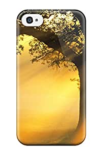 Perfect Fit Sun Rays Case For Iphone - 4/4s