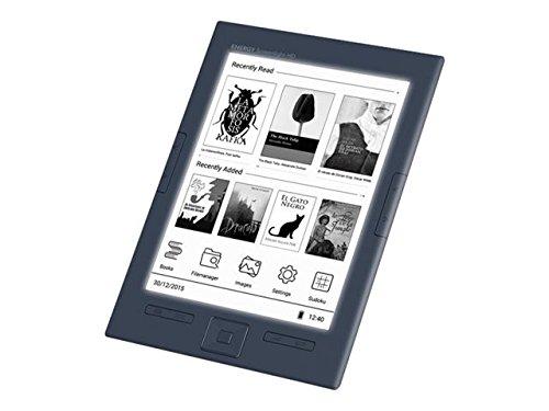 """26 opinioni per Energy Sistem Screenlight HD- Lettore e-book 6"""" E-ink Carta HD, 8 GB"""