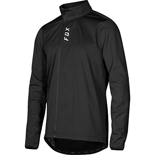 Fox Racing Attack Thermo Jersey - Men's Black, XL