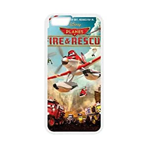 Planes Fire Rescue iPhone 6 4.7 Inch Cell Phone Case White F2947933