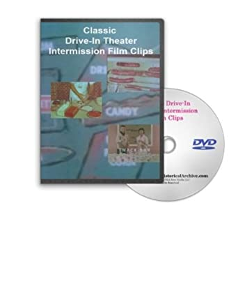 Amazon Com Classic Drive In Theater Intermission Film Clips All Your Old Time Favorites Soda Popcorn Pizza And Other Great Snacks And More Movies Tv