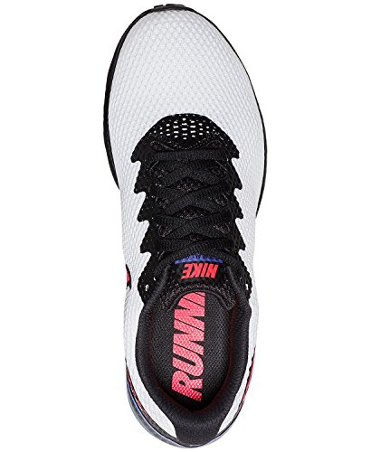 W Solar Compétition Low White Multicolore Running Femme Chaussures Red 101 blac de All NIKE 2 Zoom Out AwOdRRq