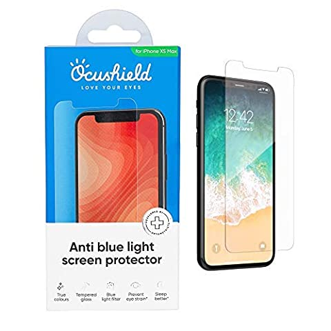 Ocushield Anti Blue Light Screen Protector for iPhone X... - Sale: $29.74 USD (15% off)