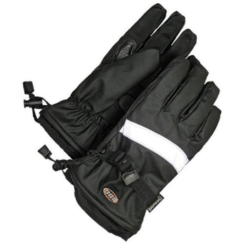 Bob Dale 20-9-1060-M Hydro Vic Glove with Rubberneck Palm Medium Black