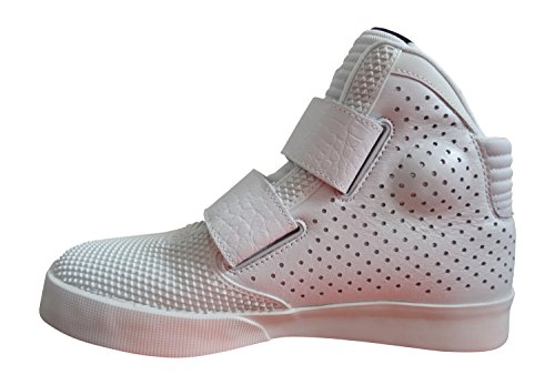 Pure Multicolore Nike 2k3 Scarpe Uomo Flystepper Platinum Basket da Varios University Colores Plateado Rojo Prm Red 7q70g