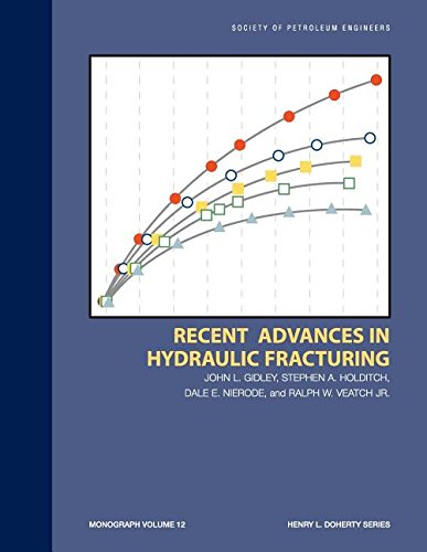 Recent Advances in Hydraulic Fracturing (Monograph Vol 12)