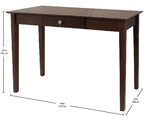 Winsome Wood Rochester Console Table with one Drawer Shaker