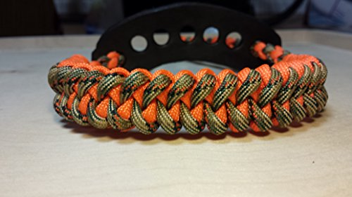 Muddy River Gear Archery Bow Wrist Sling Treestand and Orange Shark by Muddy River Gear (Image #1)