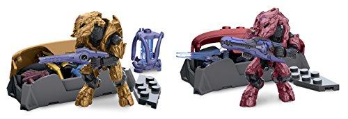 Mega Construx Halo Elite Covenat Weapons Customizer Pack