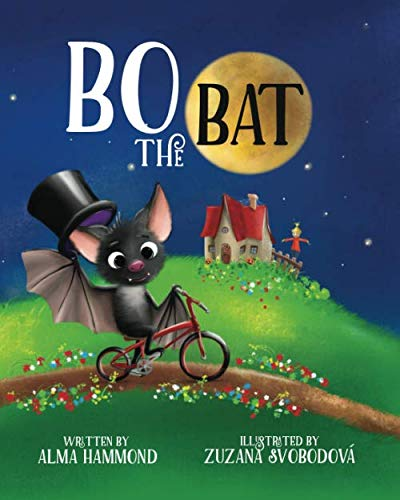 Poem About Halloween Costumes (Bo the Bat)