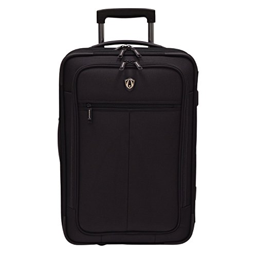 Travelers Choice  Siena 2-In-1 Hybrid Hard-Shell Carry-On Wheeled Garment