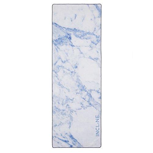 Incline Yoga Towel Skidless Printed product image