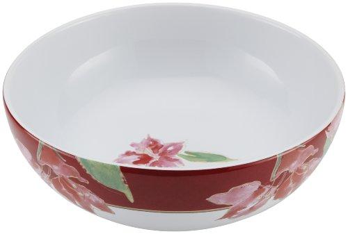 Dinnerware Amaryllis 10-Inch Serving Bowl ()