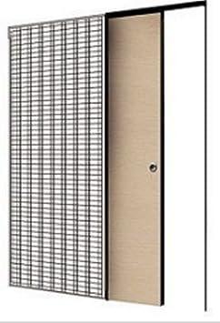 Contramarco para puertas correderas – Puertas correderas –Hecho en Italia: Amazon.es: Bricolaje y herramientas