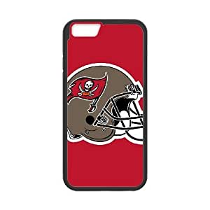 iPhone 6 4.7 Inch Phone Case Football NFL Tampa Bay Buccaneers Personalized Cover Cell Phone Cases GHX441164