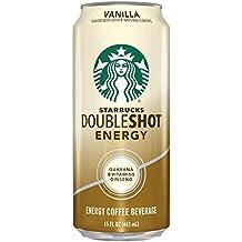 Starbucks Doubleshot Energy Coffee, Vanilla, 15 Ounce, 12 Count