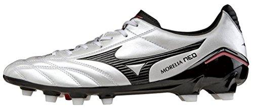 Morelia black Fg Football pearl Ps Mizuno Neo Boots Moulded Pera red qBdwUx8