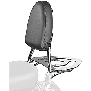 Show Chrome Accessories 55-320 Sissy Bar Backrest