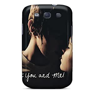 High Grade JoyRoom Flexible Tpu Case For Galaxy S3 - You And Me