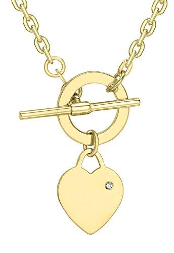 Carissima Gold - Collier - 375/1000 - Or jaune - Femme - 41 centimeters