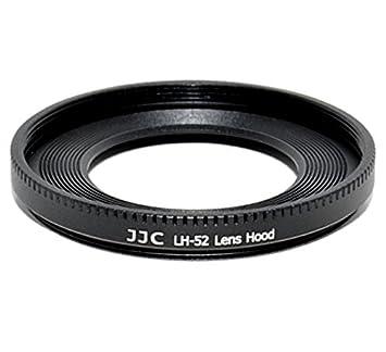 Review JJC LH-52 Metal Lens