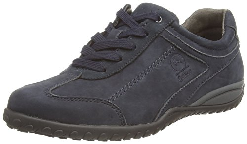 Gabor Women's, Tote, Low-Top Sneakers Dark Blue (Dark Blue Nubuck)