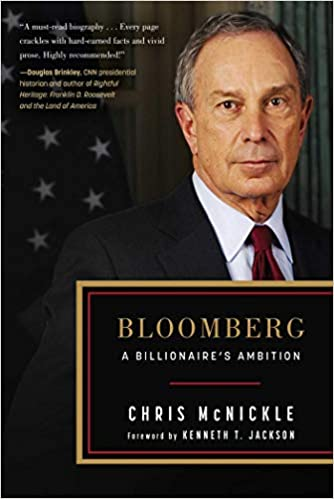 56ef64720aa5 Bloomberg: A Billionaire's Ambition: Chris McNickle, Kenneth T ...