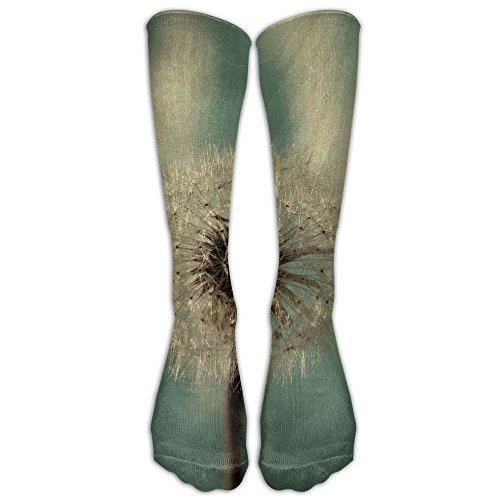 High Boots Crew Dandelion Plants Compression Socks Comfortable Long Dress For Men - Dandelion Whole Plant