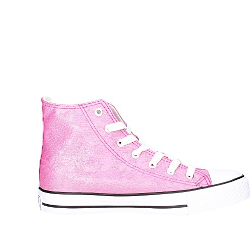 Fuxia 244 Alta Sneakers EV Donna Everlast 0XqH7fq