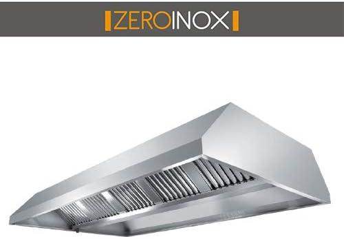 Zoom centrales Acero Inoxidable Varias Medidas – Profundidad 110 cm – para pizzerías Restaurantes Bar: Amazon.es: Hogar