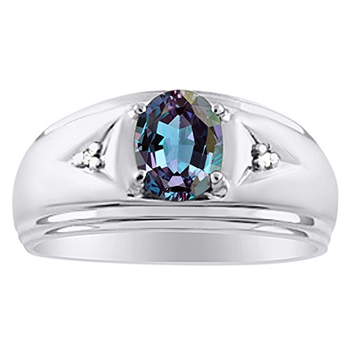 mens-classic-oval-simulated-alexandrite-diamond-ring-set-in-white-gold-plated-silver-925-june-births