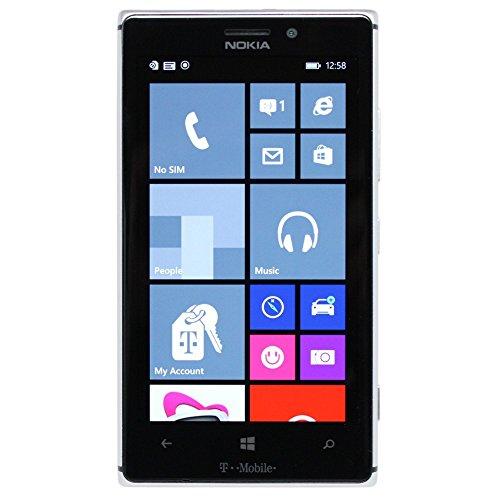 Nokia Lumia 925 16GB RM-893 Windows Smartphone, T-Mobile, White