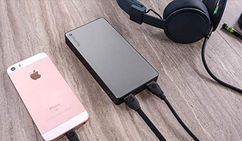 Mophie powerstation XL - Universal External Battery for Universal Smartphones and Tablets, Space Gray