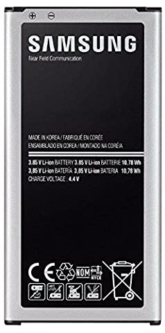 Samsung Galaxy S5 2800 mAh Battery - Compatible with all models of the Samsung Galaxy S5 G900 Cell Phone (Original from Samsung) (Bulk (Best Samsung S5 Case)