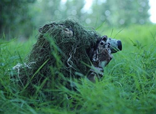 2019 屋外80 * 90センチミリタリージャングル迷彩帽子狩猟帽子帽子迷彩帽子狙撃狩猟鹿