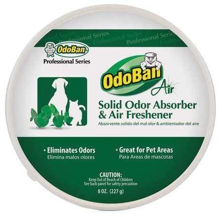 Solid Odor Absorber, 8oz, PK12