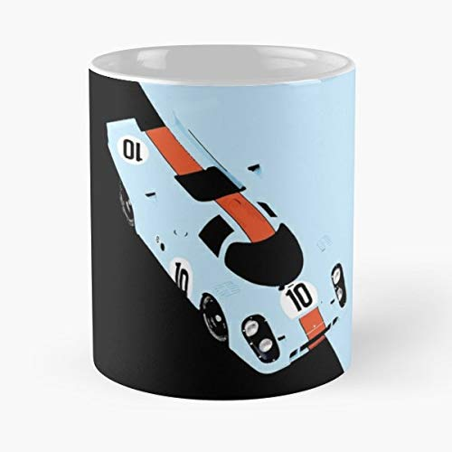 917 Le Mans Race Racing - Ceramic Novelty Mugs 11 Oz, Funny ()