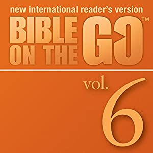 Bible on the Go Vol. 06: Slavery in Egypt and the Story of Moses (Exodus 1-6) Audiobook