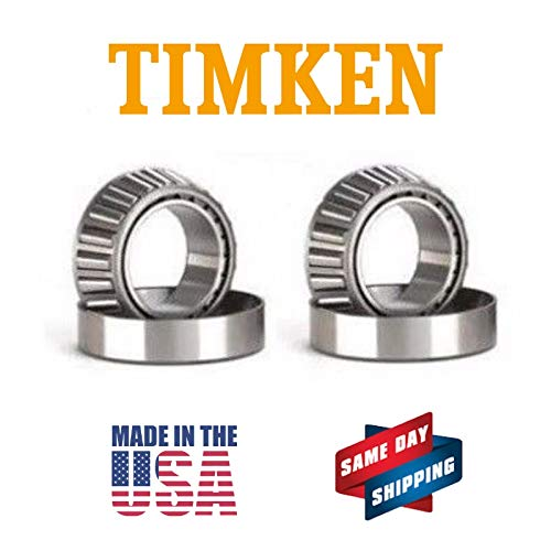 (Dana 44 - Differential Carrier Bearings & Races - TIMKEN Made in USA!!!)