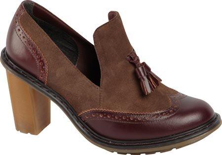 Dr. Martens Jessyca Tassel - Brogue Heels Loafers - Tassel 568c5c